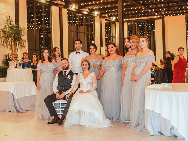 La boda de Andrea y Silviu en Burriana, Castellón 7