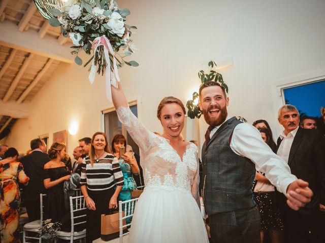 La boda de Andrea y Silviu en Burriana, Castellón 9