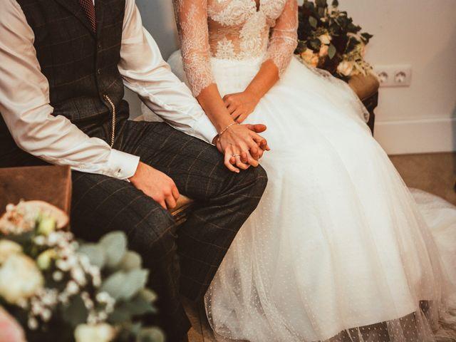La boda de Andrea y Silviu en Burriana, Castellón 13