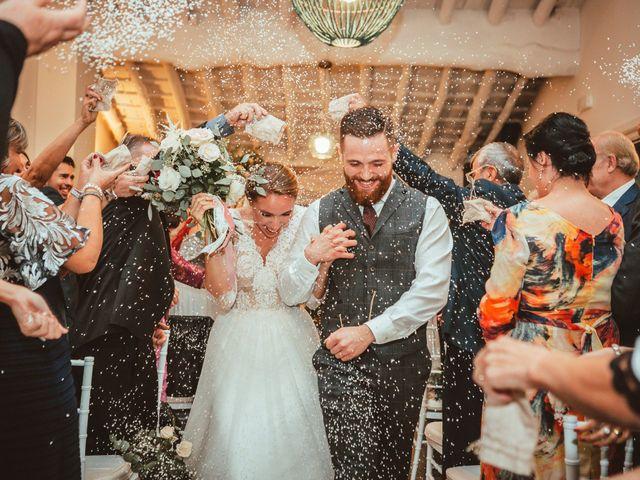 La boda de Andrea y Silviu en Burriana, Castellón 15