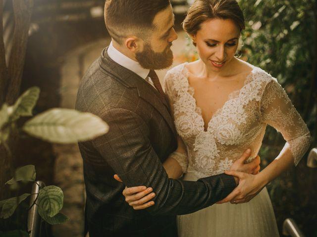 La boda de Andrea y Silviu en Burriana, Castellón 1
