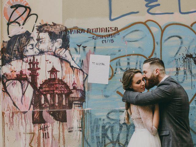 La boda de Andrea y Silviu en Burriana, Castellón 34