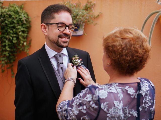 La boda de Esther y Miguel en Albalat Dels Tarongers, Valencia 6