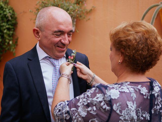 La boda de Esther y Miguel en Albalat Dels Tarongers, Valencia 7