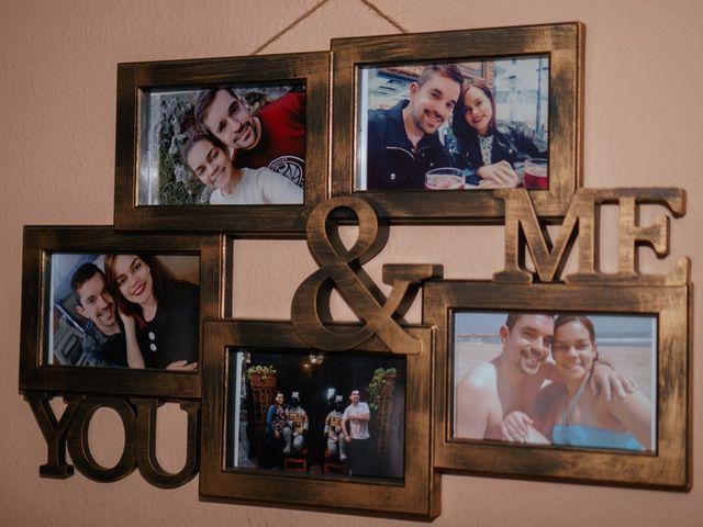 La boda de Esther y Miguel en Albalat Dels Tarongers, Valencia 8