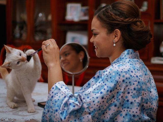La boda de Esther y Miguel en Albalat Dels Tarongers, Valencia 9