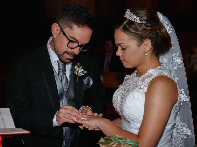 La boda de Esther y Miguel en Albalat Dels Tarongers, Valencia 11