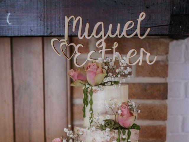 La boda de Esther y Miguel en Albalat Dels Tarongers, Valencia 19