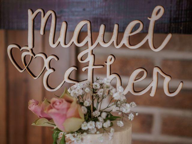 La boda de Esther y Miguel en Albalat Dels Tarongers, Valencia 20