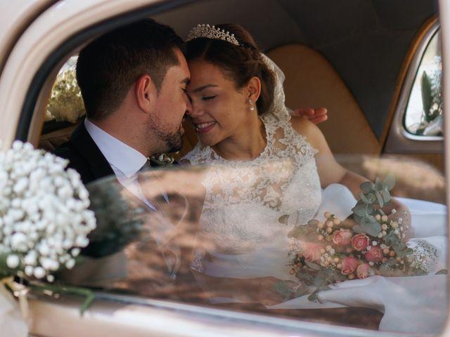 La boda de Esther y Miguel en Albalat Dels Tarongers, Valencia 21