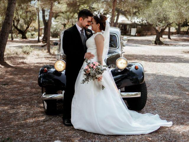 La boda de Miguel y Esther