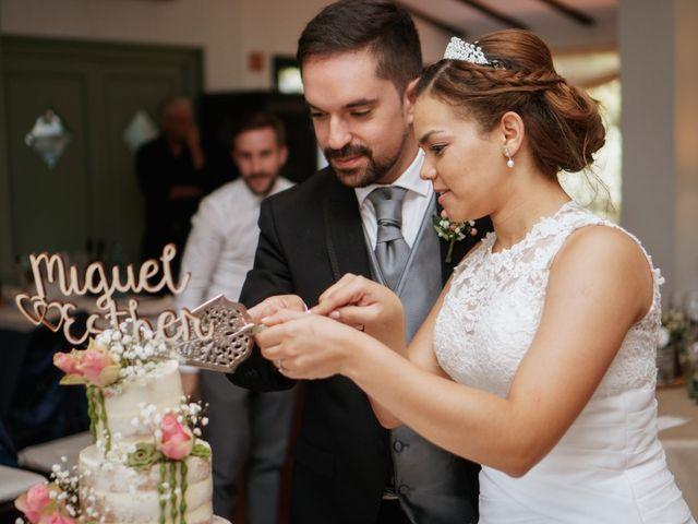 La boda de Esther y Miguel en Albalat Dels Tarongers, Valencia 23