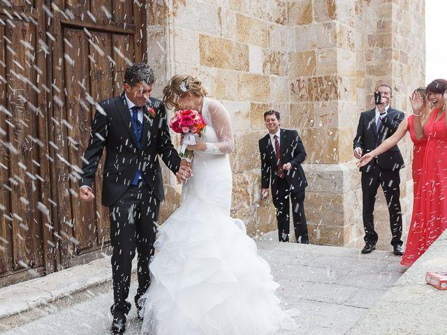 La boda de Gustavo y Victoria en Zamora, Zamora 29