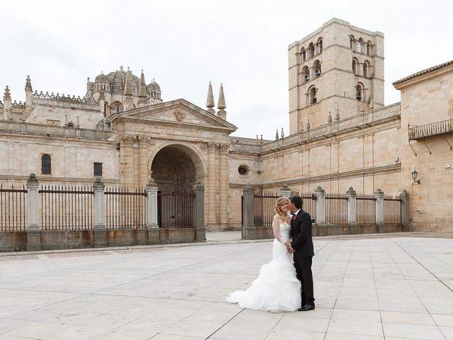 La boda de Gustavo y Victoria en Zamora, Zamora 32