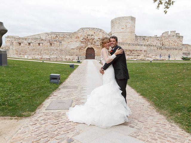 La boda de Gustavo y Victoria en Zamora, Zamora 33