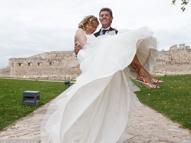 La boda de Gustavo y Victoria en Zamora, Zamora 34