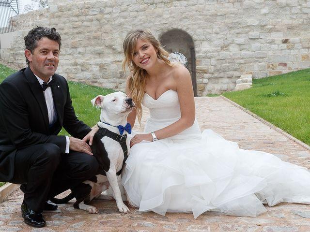 La boda de Gustavo y Victoria en Zamora, Zamora 50