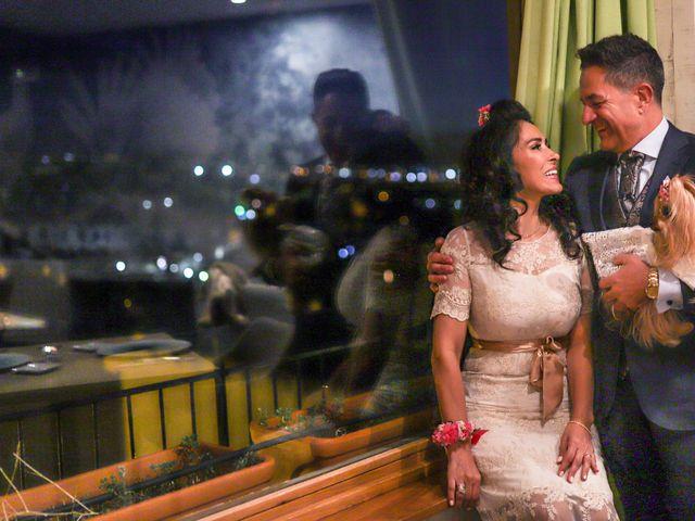 La boda de Antonio y Liamare en Monachil, Granada 5