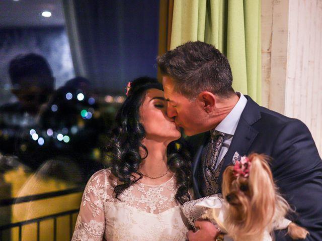 La boda de Antonio y Liamare en Monachil, Granada 6