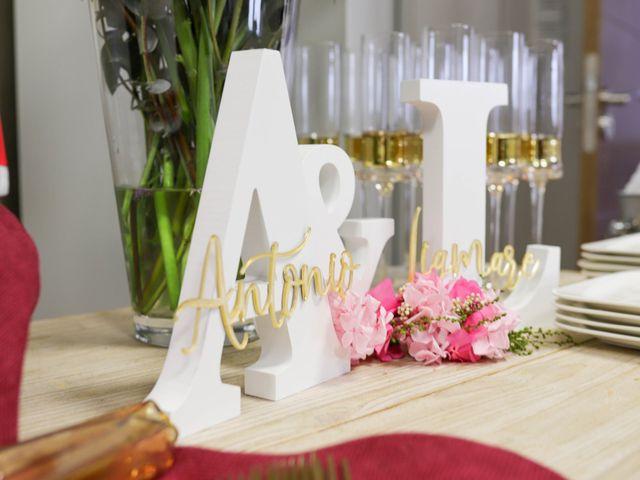 La boda de Antonio y Liamare en Monachil, Granada 7