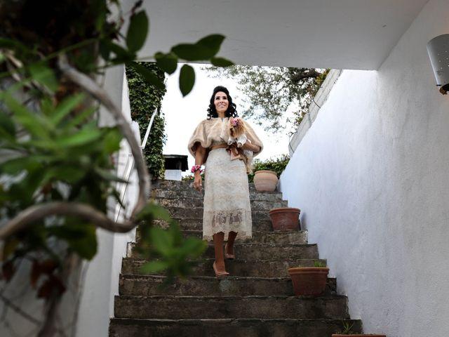 La boda de Antonio y Liamare en Monachil, Granada 12