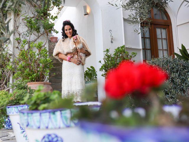 La boda de Antonio y Liamare en Monachil, Granada 13