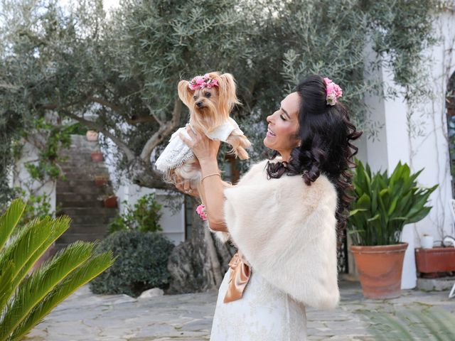 La boda de Antonio y Liamare en Monachil, Granada 14