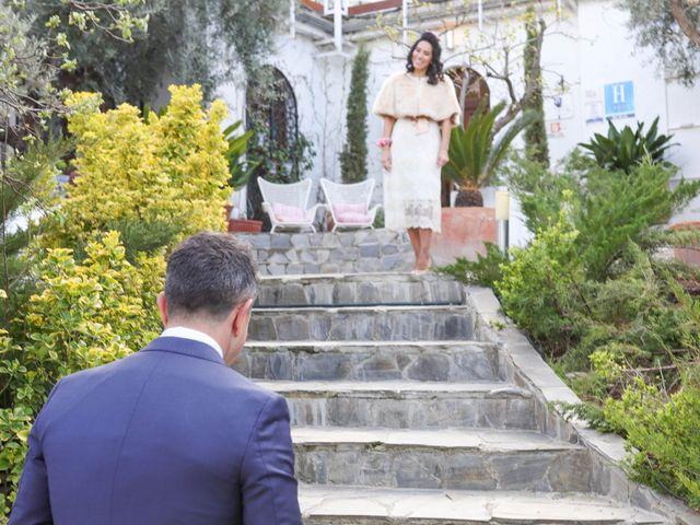 La boda de Antonio y Liamare en Monachil, Granada 16