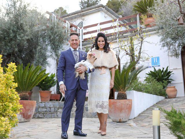 La boda de Antonio y Liamare en Monachil, Granada 17