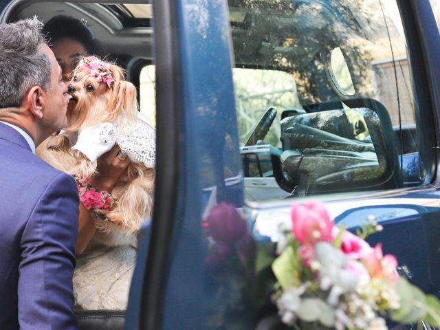 La boda de Antonio y Liamare en Monachil, Granada 19