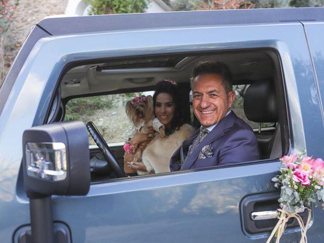 La boda de Antonio y Liamare en Monachil, Granada 20