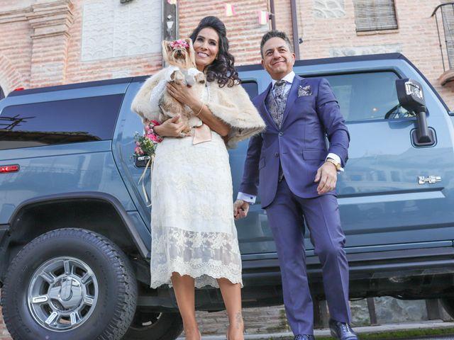La boda de Antonio y Liamare en Monachil, Granada 21
