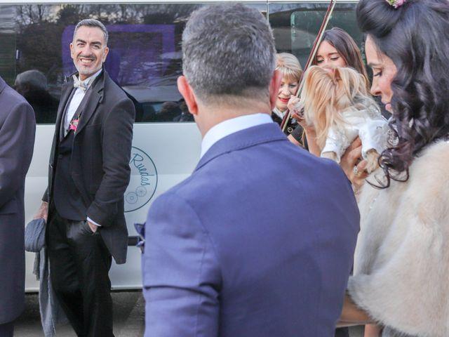 La boda de Antonio y Liamare en Monachil, Granada 22