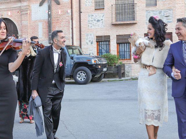 La boda de Antonio y Liamare en Monachil, Granada 23