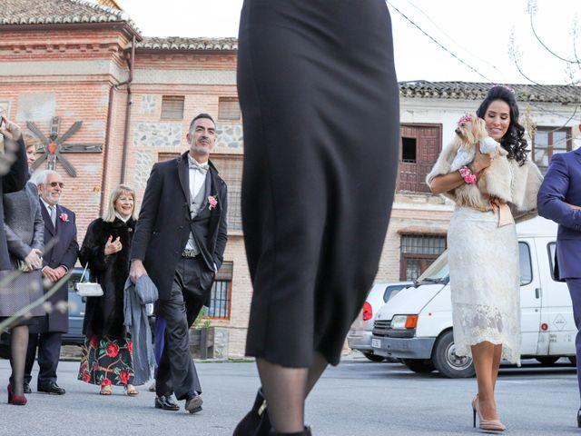 La boda de Antonio y Liamare en Monachil, Granada 24