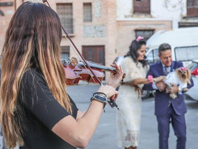 La boda de Antonio y Liamare en Monachil, Granada 25