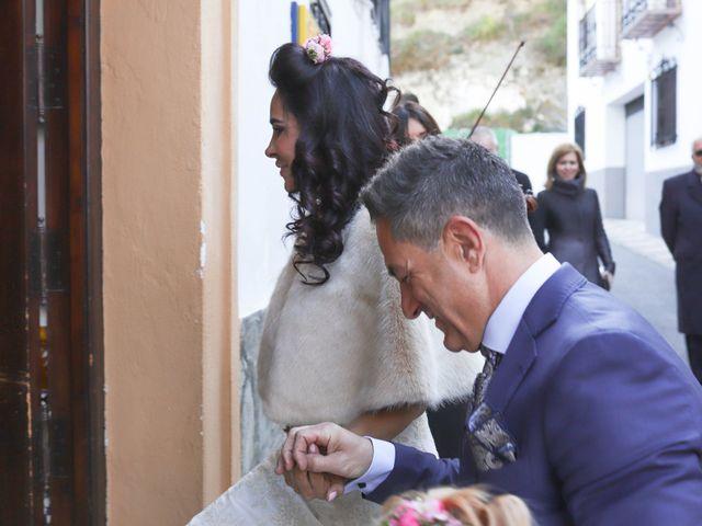 La boda de Antonio y Liamare en Monachil, Granada 26