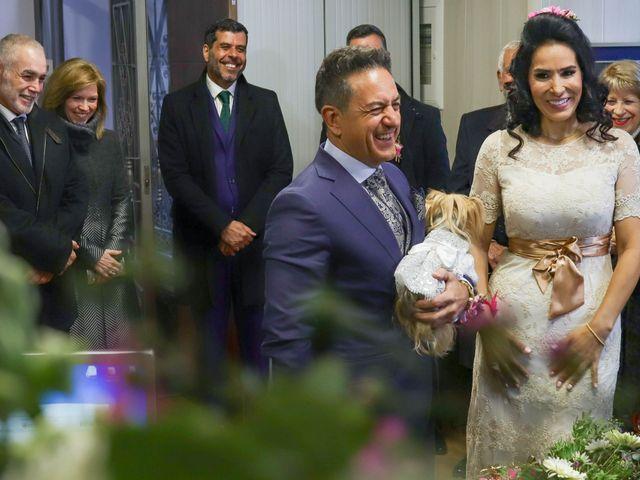 La boda de Antonio y Liamare en Monachil, Granada 27