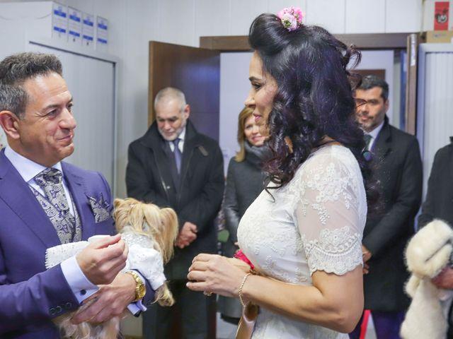 La boda de Antonio y Liamare en Monachil, Granada 31