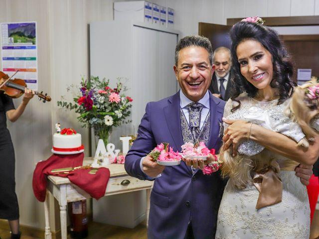 La boda de Antonio y Liamare en Monachil, Granada 33