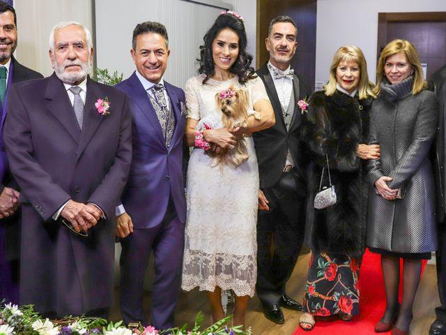 La boda de Antonio y Liamare en Monachil, Granada 35