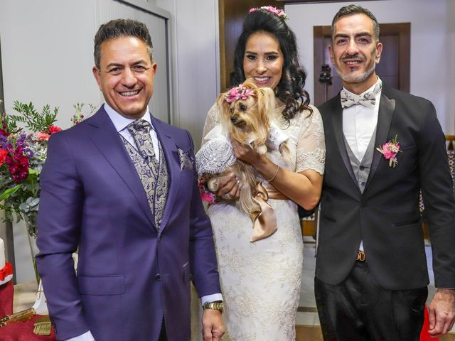 La boda de Antonio y Liamare en Monachil, Granada 37