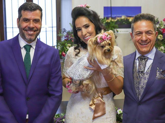 La boda de Antonio y Liamare en Monachil, Granada 39