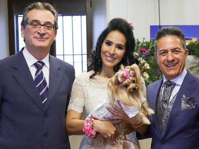 La boda de Antonio y Liamare en Monachil, Granada 40