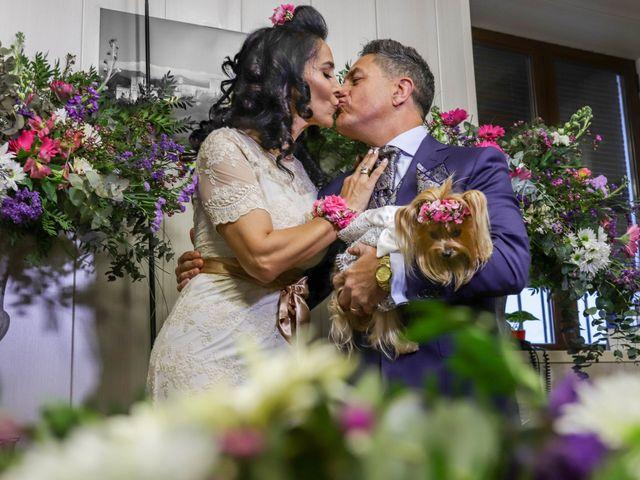 La boda de Antonio y Liamare en Monachil, Granada 41