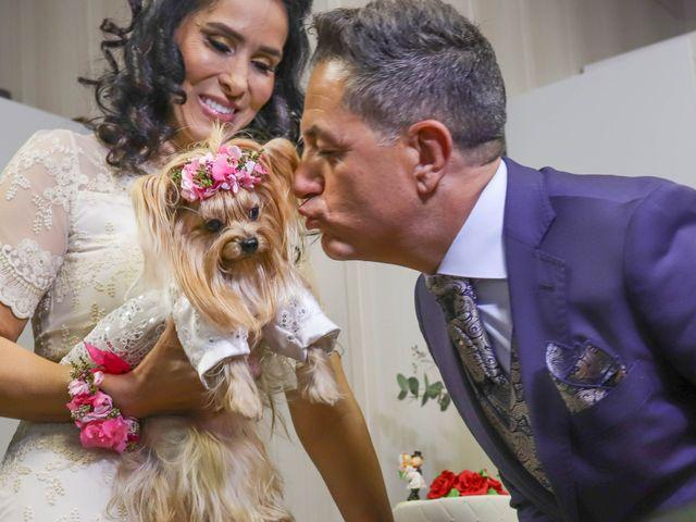 La boda de Antonio y Liamare en Monachil, Granada 42