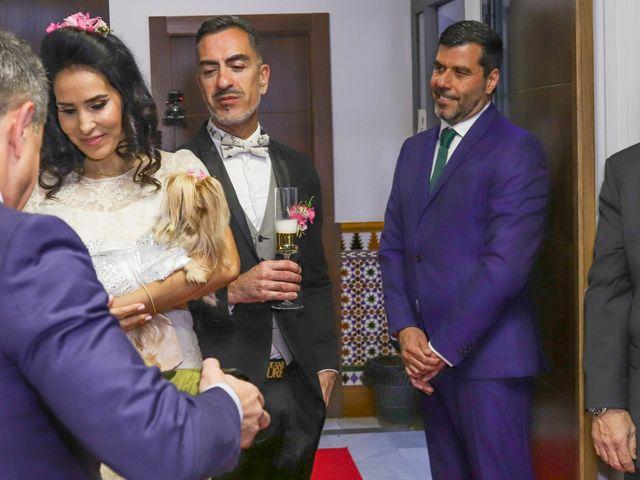 La boda de Antonio y Liamare en Monachil, Granada 46