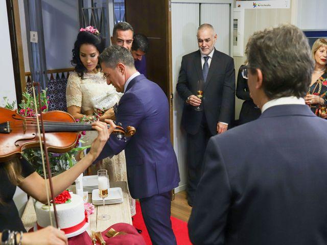 La boda de Antonio y Liamare en Monachil, Granada 47