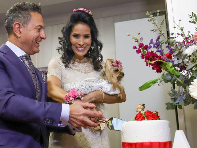 La boda de Antonio y Liamare en Monachil, Granada 51