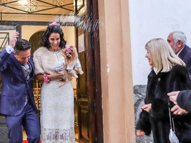 La boda de Antonio y Liamare en Monachil, Granada 54